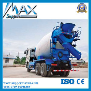 Hot Sale! ! ! Shacman F2000 6X4 290HP Self Loading Concrete Mixer Truck pictures & photos