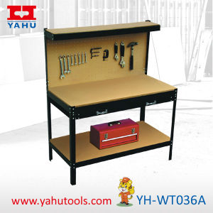 Folding Steel Working Bench, Worktable for DIY Tools, Saw Horse pictures & photos