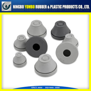 Rubber Pump Parts, Impeller for Submersible Pump, Vulcanized Rubber Products pictures & photos