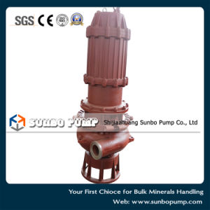 High Quality High Abrasion Resistant Flow Vertical Sump Pump pictures & photos