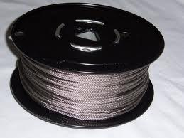 PVC Coated Wire Rope AISI304 pictures & photos