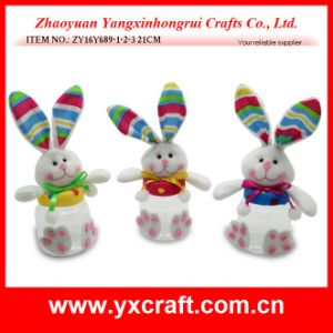 Easter Decoration (ZY16Y689-1-2-3) Easter Factory Supply Gift Ornament pictures & photos