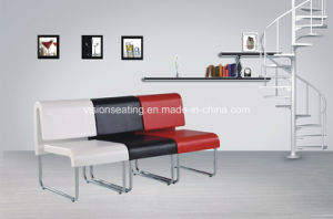 Cheap Discount Modern Hotel Chromed Sofa Chair (9202) pictures & photos