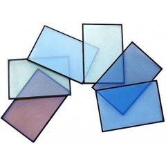 3300*2250mm Ocean Blue Reflective Glass