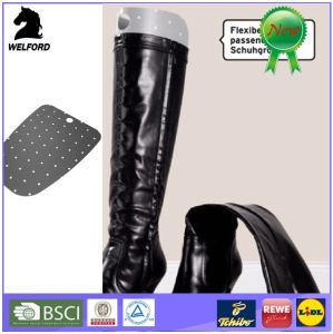 Promotion Gift Plastic PVC Boot Stretcher Shoe Horn pictures & photos