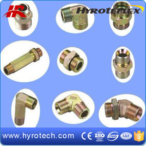 Hot Sale Hydraulic Hose Fittings pictures & photos