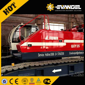 Fuwa 35 Ton Small Crawler Crane (QUY35) pictures & photos