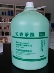 Hair Care Tea Hoop Shampoo