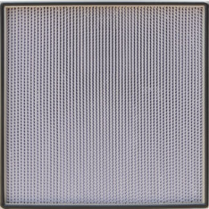 Galvanized Steel Frame Chemical HEPA Filter pictures & photos