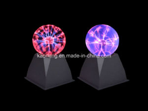 4 Inch Plasma Ball with Hub, Plasma Ball Light pictures & photos