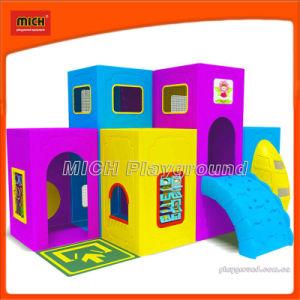 Child Plastic Indoor Playground Equipment for Amusement pictures & photos