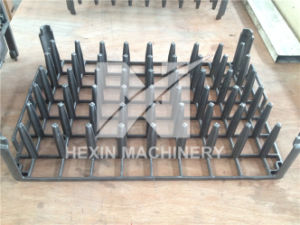 Lost Wax Casting Stackable Grids for Pusher Furnace pictures & photos