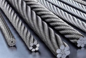 Stainless Steel Wire Rope 6X7 FC pictures & photos