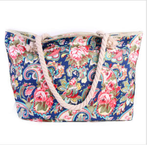 Cashmere Cashew Nut Flower Beach Bag New Handbags Fashion Handbags pictures & photos