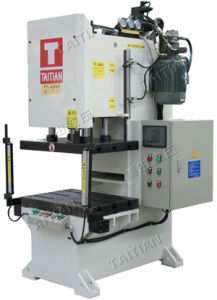 Table Type High Speed Punching Press/C Type (TT-C25T/KS) pictures & photos