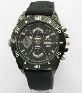 720p Night Vision Watch Camera (ECM-W69)