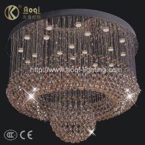 Modern Design Beautiful Crystal Line Lamp (AQ9081) pictures & photos