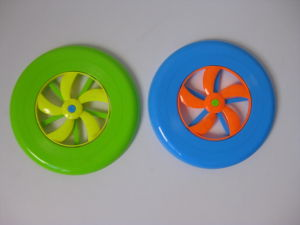OEM Cute Promotional Inflatable Frisbee Toy pictures & photos