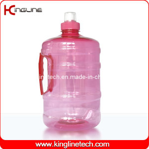 2000ml Plastic Water Jug Wholesale BPA Free with Lid (KL-8024) pictures & photos