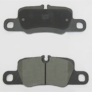 for Porsche Ceramic Clean and Noiseless Brake Pad (970.352.947.03/D1417) pictures & photos