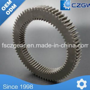 High Precision Customized Transmission Gear Ring Gear for Various Automotives pictures & photos