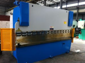 CNC Hydraulic Press Brake Metal Plate Bending Machine (CLPB-FY 63T/3200)