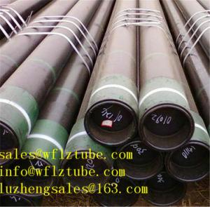 API 5CT C75 Steel Pipe Upset, API 5CT Tubing Coupling, API 5CT Steel Pipe Btc R2 R3 pictures & photos