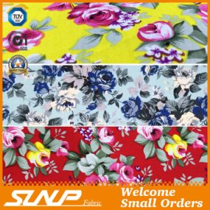 Women 100% Cotton Printing Light Fabric