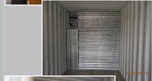 Chain Mesh Temporary Fencing Panels 6′x12′ Mesh Opening 57mm X 57mm pictures & photos