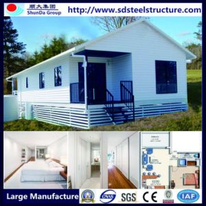 Affordable Prefab Modern Prefabricated Houses UK pictures & photos