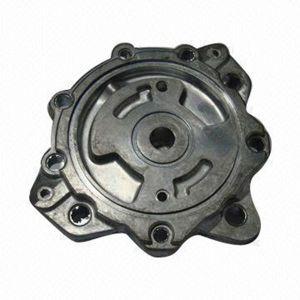 OEM Pressure Aluminum/Aluminium Alloy Die Casting for Electronic Parts pictures & photos