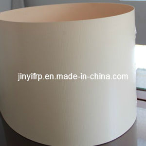Good Looking Linen Texture Finish FRP/GRP Fiberglass Sheet (JY-L)