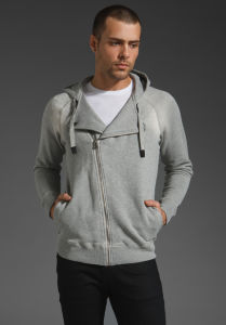 Men Cotton Hoodies Sweatshirt (MS000126) pictures & photos