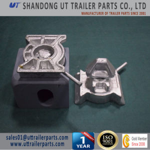 45 Degree Cargo Container Dovetail Twistlock pictures & photos