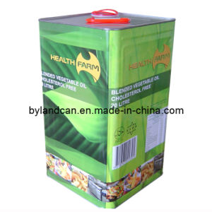 20 Liters Metal Cooking Oil Can pictures & photos