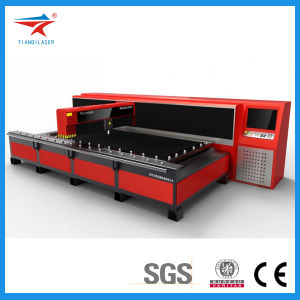 Round Pipe Fiber Laser Cutting Machine (TQL-MFC-GB6015) pictures & photos