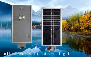 10W Solar Street Light for Sale Solar Street Light pictures & photos