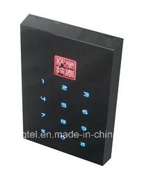 Stand-Alone Waterproof Access Control with Blue Backlict Touch Keypad pictures & photos