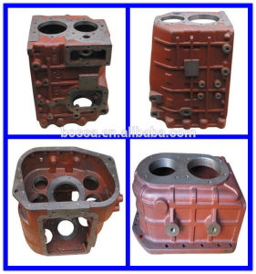 Truck Parts Sand Casting Shaft-Mounted Gearbox Housing for Trucks pictures & photos