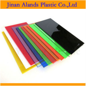 Color Cast Acrylic Plexiglass Sheet 2mm up to 25m pictures & photos