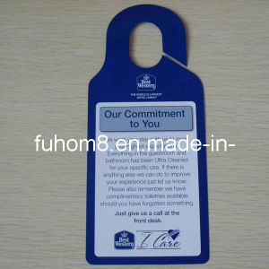 PVC Hang Tag for Hotel (FH-HT-160) pictures & photos