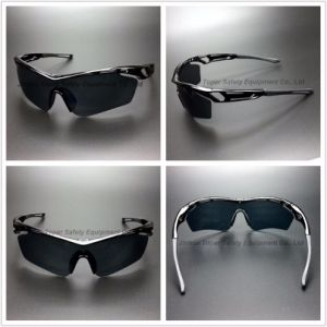 Sport Type Fashion Frame Sunglasses with UV Protection (SG130) pictures & photos