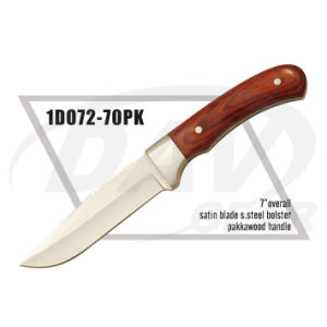 "7"" Overall Pakkawood Handle Dagger with Satin Blade: 1do72-70pk pictures & photos"