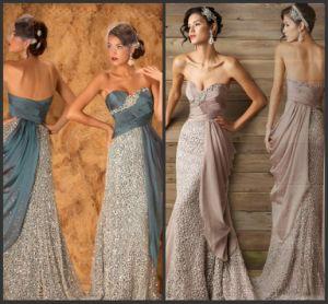 New Chiffon Evening Dress (LP121)