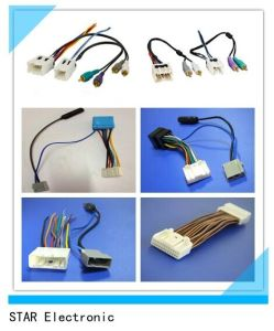 China Factory Nissan Harness Audio pictures & photos