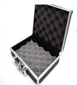 8.5 Inch Airsoft Aeg Aluminum Carry Storage Hard Case Box X9120