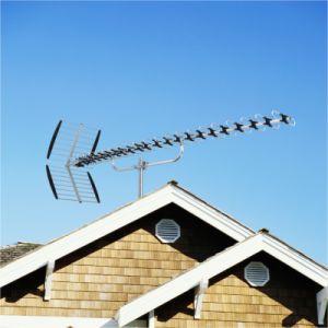 Outdoor UHF TV Antenna (AV-91C)