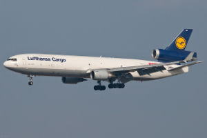 Air Freight From Guangzhou; China to Luxembourg by Lufthansa Cargo