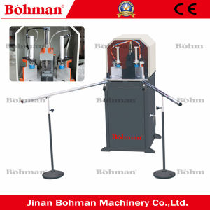 Low Price UPVC Window Corner Manual Cleaning Machine pictures & photos
