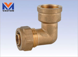 Pex Brass Fitting with High Quantity pictures & photos